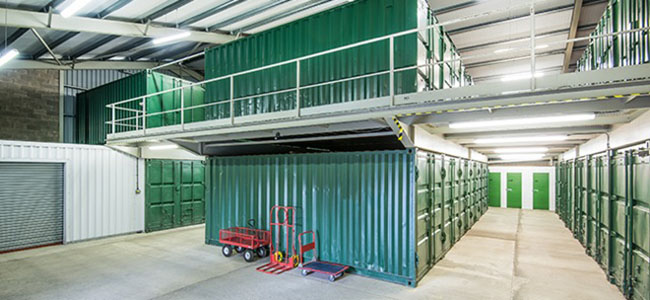 Welcome to Smales Secure Storage